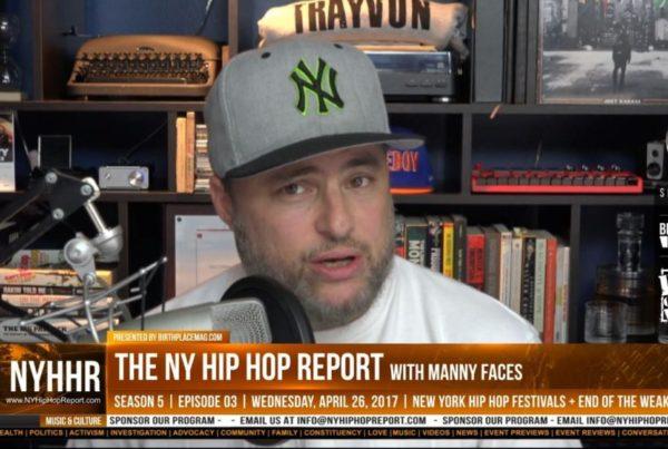 The NY Hip Hop Report - S05E03