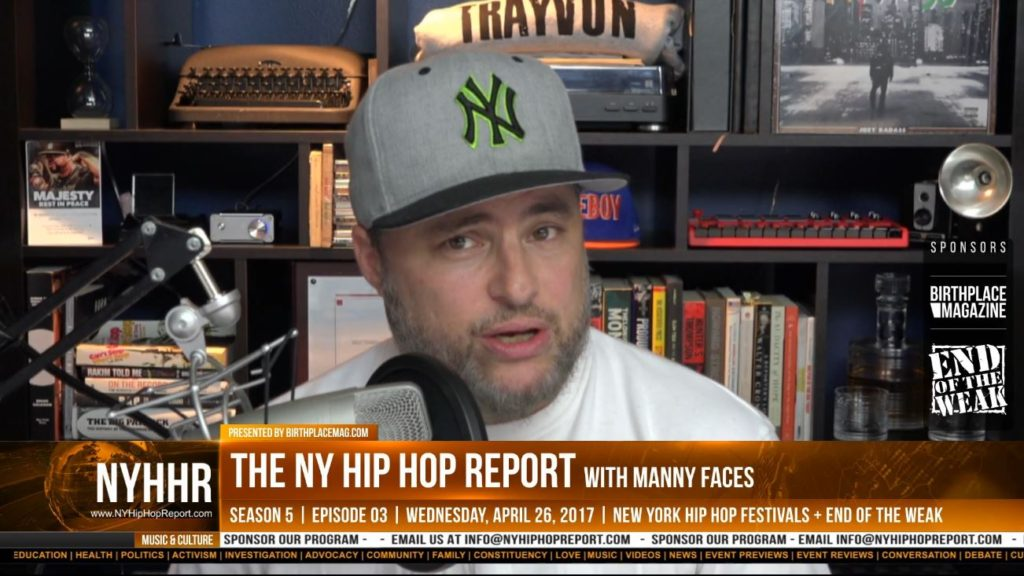 The NY Hip Hop Report - S05E03