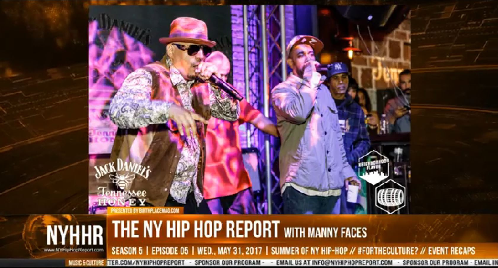 The NY Hip Hop Report - s05e05